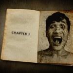 Постер, плакат: Old book Chapter One