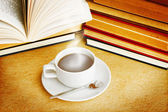 Notion de pause café — Photo