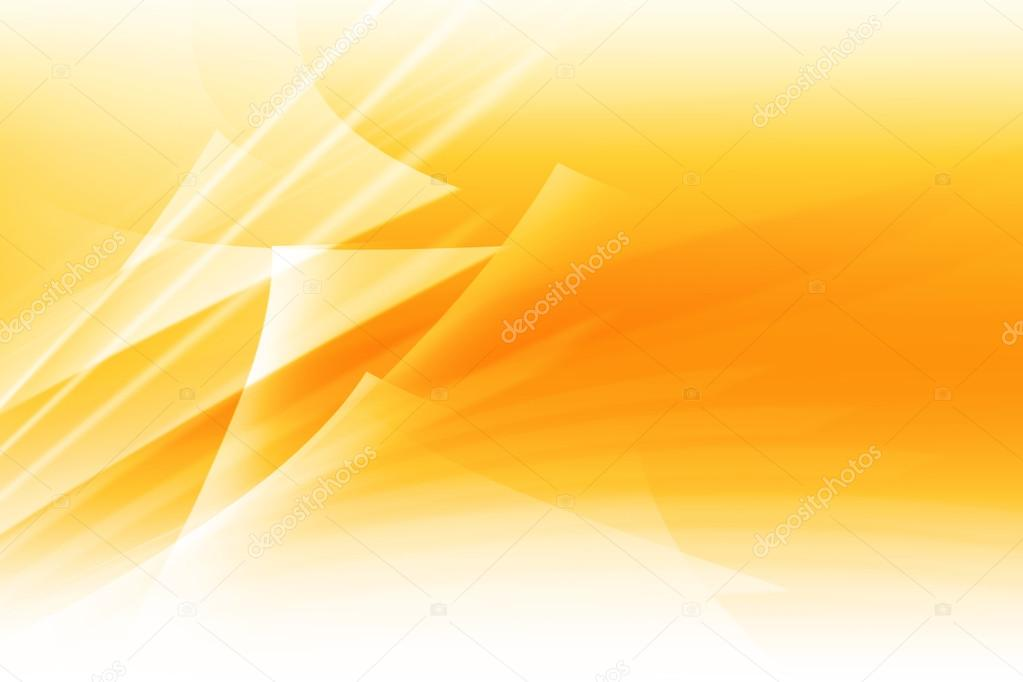 Orange Wave Design Orange Wave Abstract