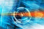 Technology Energy Background — Stock Photo
