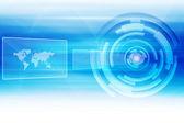 Digital Technology Background — Stock Photo