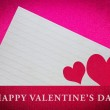 Valentine's Day Card — Stock Photo #31080777