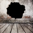 Darkness Unleashed,Use As Horror Scene — Stock Photo #31080883