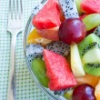Stock Photo: Mixed Fruits Salad