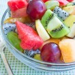 Mixed Fruits Salad — Stock Photo #31192315