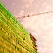 Stock Photo: Building Construction