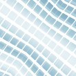 Blue Abstract Background — Stockfoto