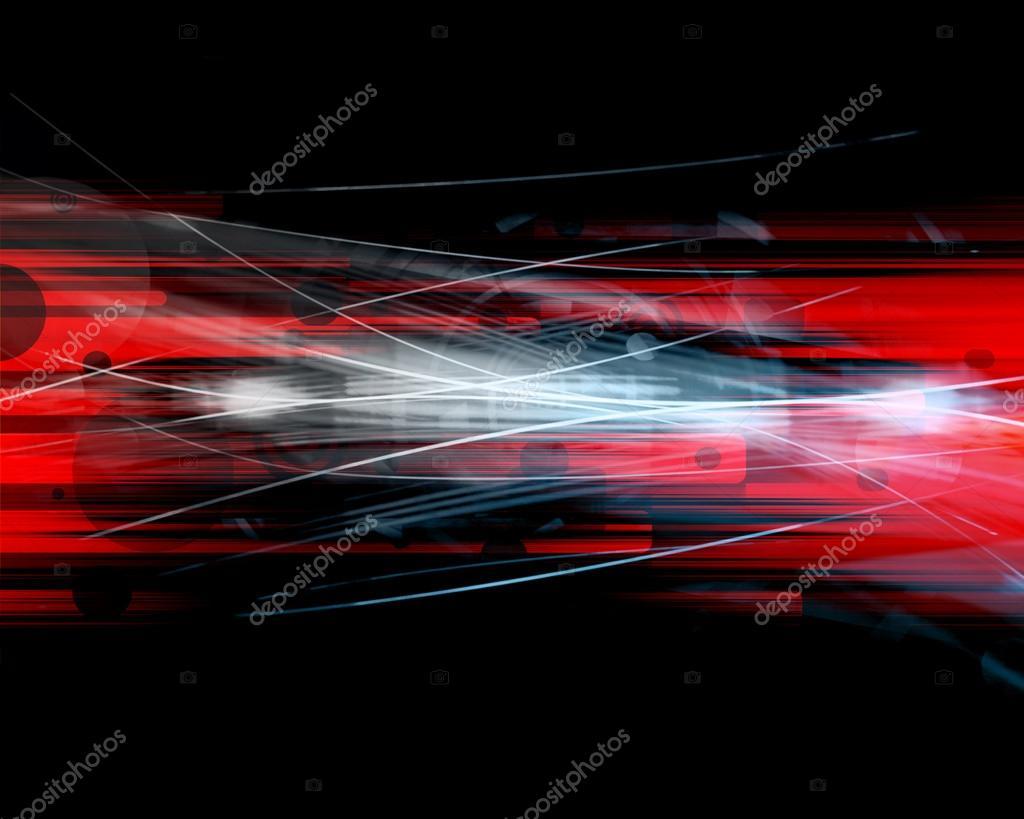 Red Technology Background — Stock Photo © lighthouse #35309427