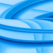 Blue Abstract Background Design — Stock Photo