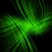 Green Abstract Background — ストック写真