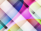Multicolored  Futuristic Background — Zdjęcie stockowe