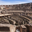 ������, ������: Amphitheatre of the Coliseum in Rome Italy