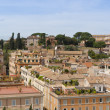 Cityscape of Rome, Italy — Stock Photo