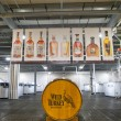 Wild Turkey Bourbon Distillery - Foto de Stock