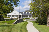 Visitor center of Woodford Reserve Bourbon Distillery — Stock Photo