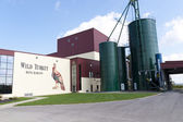 Wild Turkey Bourbon Distillery — Stock Photo