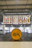 Wild Turkey Bourbon Distillery — 图库照片