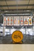 野生火鸡波旁威士忌酿酒厂 — 图库照片