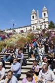 Spanish Steps in Rome — Foto de Stock