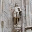 Stock Photo: Details of Duomo Cathedral in Milan, Italy