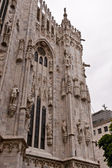 Details of Duomo Cathedral in Milan, Italy — Stock Photo