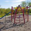 Colorful playground in a park — Stock Photo #14268071