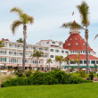 Stock Photo: Hotel del Coronado; SDiego, California
