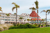 Hotel del Coronado; San Diego, California — Stock Photo