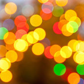 Abstract festive light background — Stockfoto