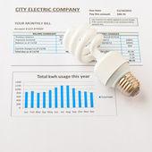 Energy efficient house. — Stock Photo