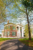 Waveland State Historic Site at spring. — Foto Stock
