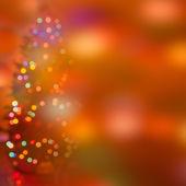 Abstracte feestelijke lichte achtergrond — Stockfoto