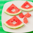 Seedless watermelon — Stock Photo #30235831