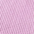 Pink cotton quilt texture background — Stock Photo