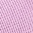 Pink cotton quilt texture background — Stock Photo