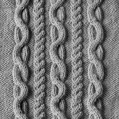 Knitting wool texture background — Foto de Stock