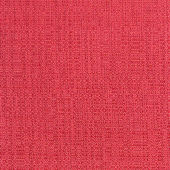 Red linen canvas texture — Stock Photo
