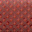 Royalty-Free Stock Photo: Red leather texture for background