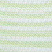 Green and white fabric texture background — Stock Photo