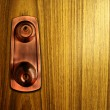Door knobs — Stock Photo
