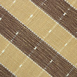 Brown fabric striped texture for background — Stockfoto #22037675