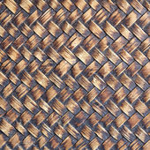Bamboo wooden texture for background — Stock Photo