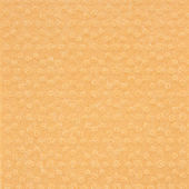 Yellow sponge rubber texture for background — Stock Photo