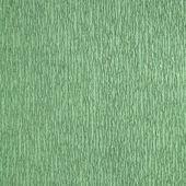 背景の緑の手漉き紙テクスチャ — ストック写真