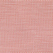 Red horizontal fabric swatch texture — Stock Photo