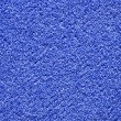 Blue carpet texture — Stock Photo