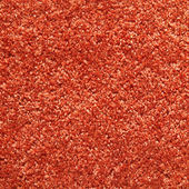 Orange carpet texture — Stock Photo