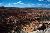 Overview of Bryce Canyon, USA — Stock Photo
