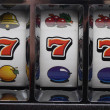 Jackpot on slot machine — Stock fotografie #14119590