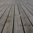 Stock Photo: Grooved wooden planks